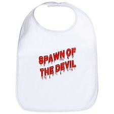 Spawn of the Devil Bib
