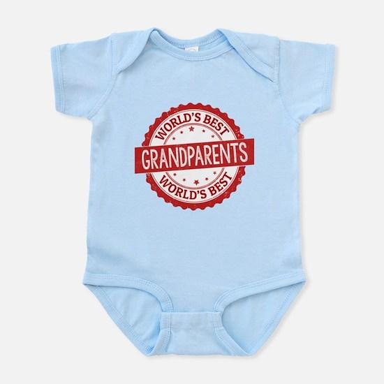 World's Best Grandparents Body Suit