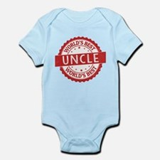 World's Best Uncle Body Suit