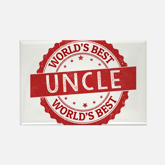 World's Best Uncle Magnets