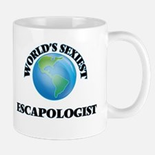 World's Sexiest Escapologist Mugs