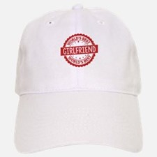 World's Best Girlfriend Baseball Baseball Cap