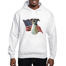 Iggy Flag Hoodie