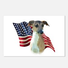Iggy Flag Postcards (Package of 8)