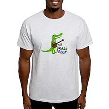 Grass Is Blue T-Shirt