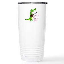 Keep On Pickin Travel Mug