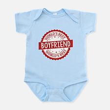 World's Best Boyfriend Body Suit