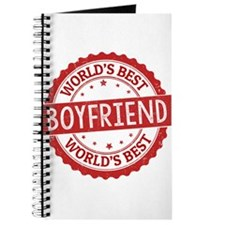 World's Best Boyfriend Journal