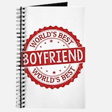World's Best Boyfriend Journal