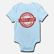 World's Best Lunch Lady Body Suit