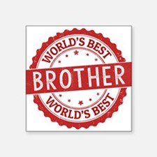 World's Best Brother Sticker