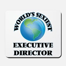 World's Sexiest Executive Director Mousepad