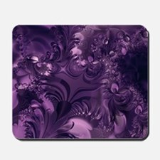 Purple Glory Mousepad