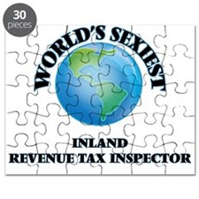 World's Sexiest Inland Revenue Tax Inspecto Puzzle