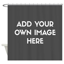 Funny Image Shower Curtain