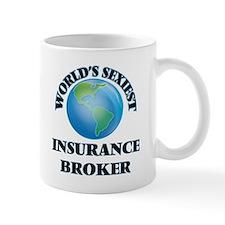 World's Sexiest Insurance Broker Mugs