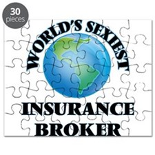 World's Sexiest Insurance Broker Puzzle