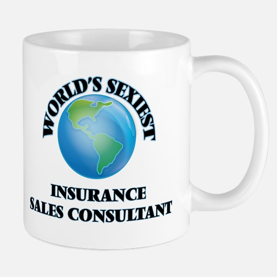 World's Sexiest Insurance Sales Consultant Mugs