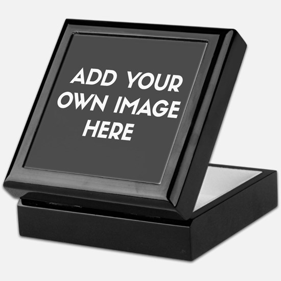 Add Your Own Image Keepsake Box