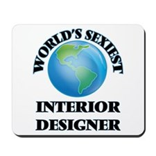 World's Sexiest Interior Designer Mousepad