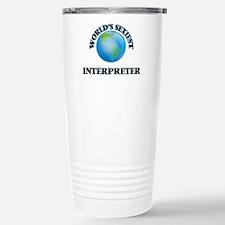 World's Sexiest Interpr Travel Mug