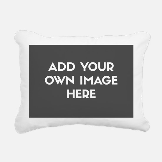 Add Your Own Image Rectangular Canvas Pillow