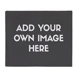 Customized photo Fleece Blankets