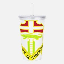 6 Infantry Regiment.ps Acrylic Double-wall Tumbler