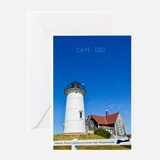 Cape Cod. Greeting Card