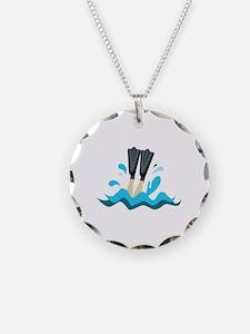 Aqua Sports Necklace
