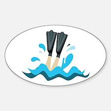 Aqua Sports Decal