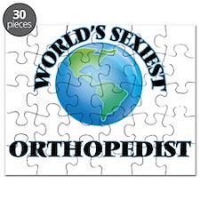 World's Sexiest Orthopedist Puzzle