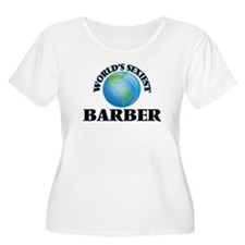 World's Sexiest Barber Plus Size T-Shirt