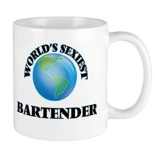 World's Sexiest Bartender Mugs