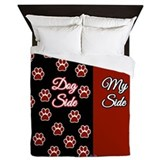 Dog lover Queen Duvet Covers