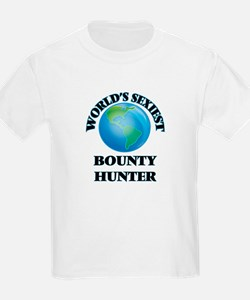World's Sexiest Bounty Hunter T-Shirt
