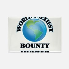 World's Sexiest Bounty Hunter Magnets