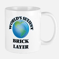 World's Sexiest Brick Layer Mugs