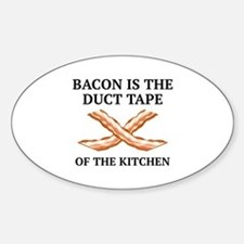 Duct Tape Of The Kitchen Decal