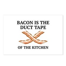 Duct Tape Of The Kitchen Postcards (Package of 8)
