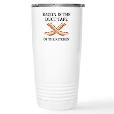 Duct Tape Of The Kitchen Ceramic Travel Mug