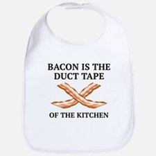 Duct Tape Of The Kitchen Bib