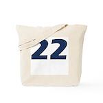 Tease 22 Tote Bag