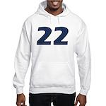 Tease 22 Hooded Sweatshirt