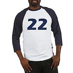Tease 22 Baseball Jersey
