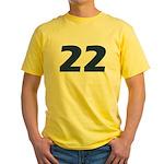 Tease 22 Yellow T-Shirt