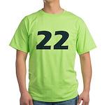 Tease 22 Green T-Shirt