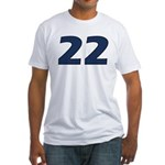 Tease 22 Fitted T-Shirt