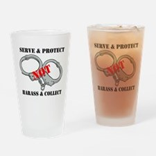 Serve & Protect Drinking Glass