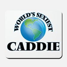 World's Sexiest Caddie Mousepad